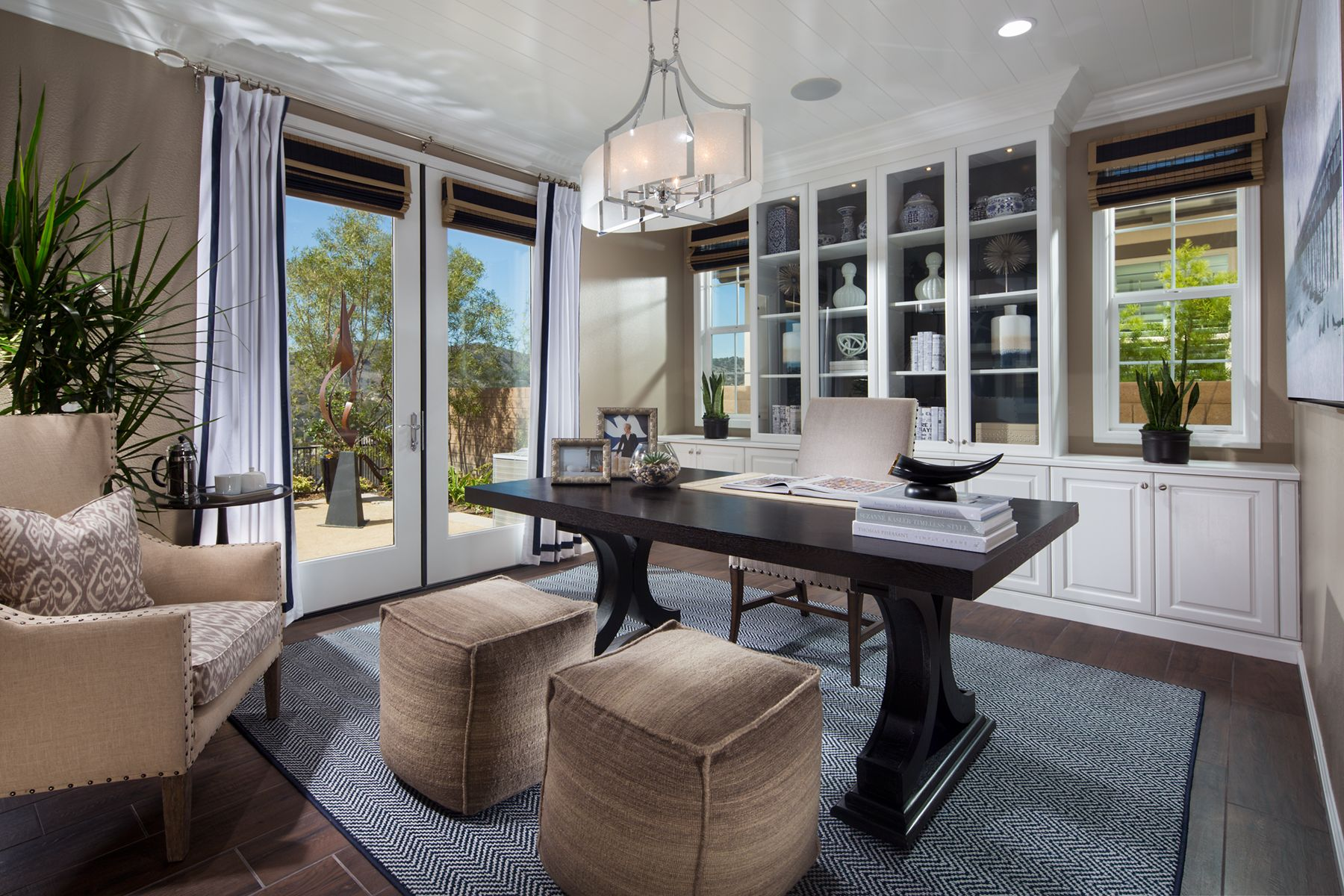Cortesa In @ranchomv By Shea Homes So Cal Plan 3: Office
