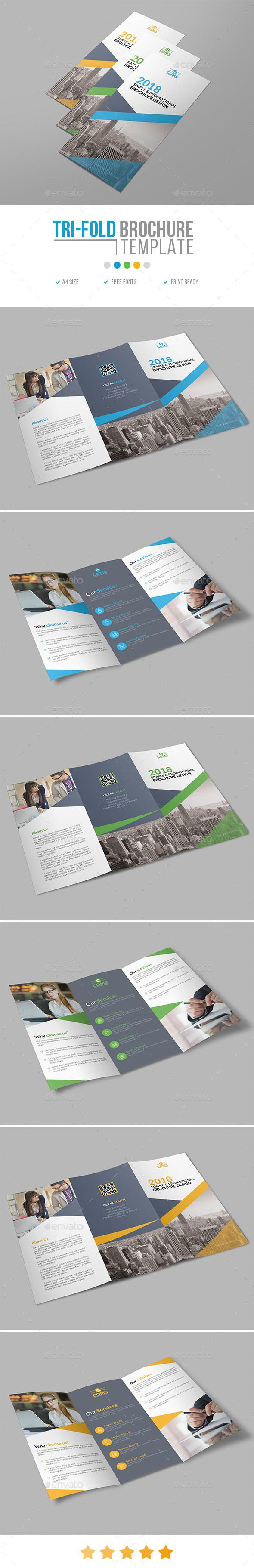 corporate trifold brochure template 20 brochure template