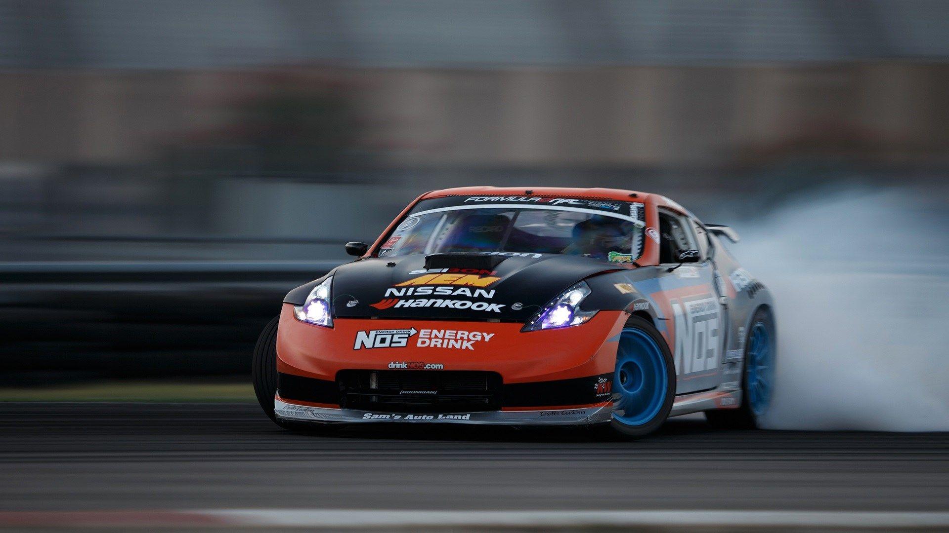 Nissan Racecar Drift Pinterest