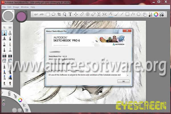 Autodesk Sketchbook Pro V6 2 3 Free Full Download With Serial Key