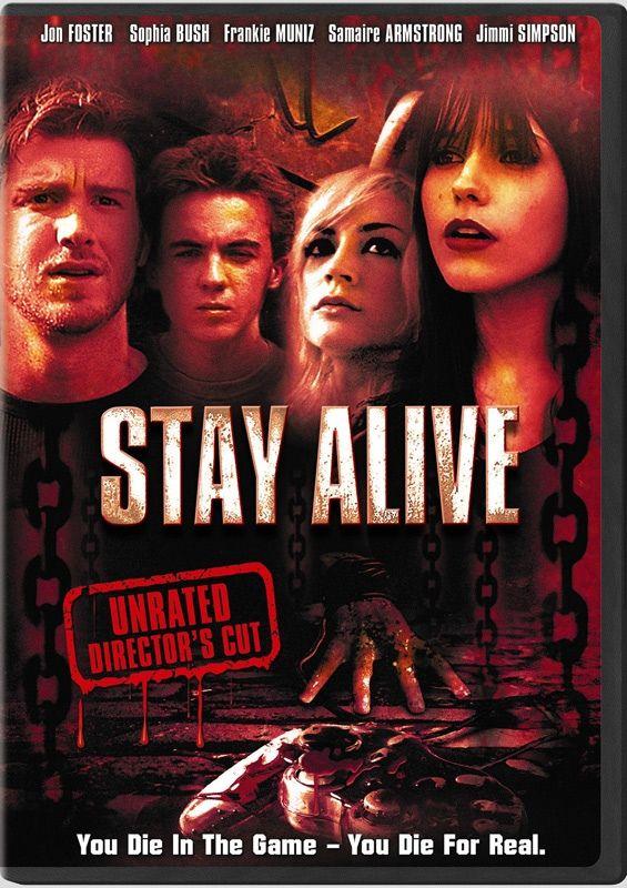 Stay Alive Staying Alive Frankie Muniz Streaming Movies