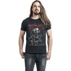 Slayer Final World Herren-T-Shirt - schwarz - Offizielles Merchandise