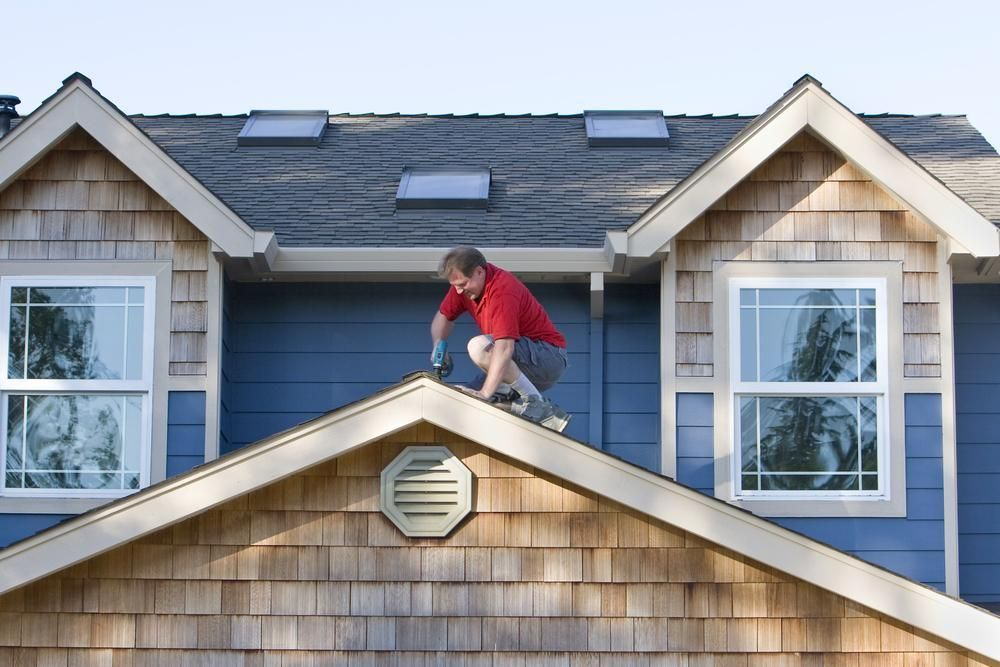 If your roof is showing signs of wear and tear here are