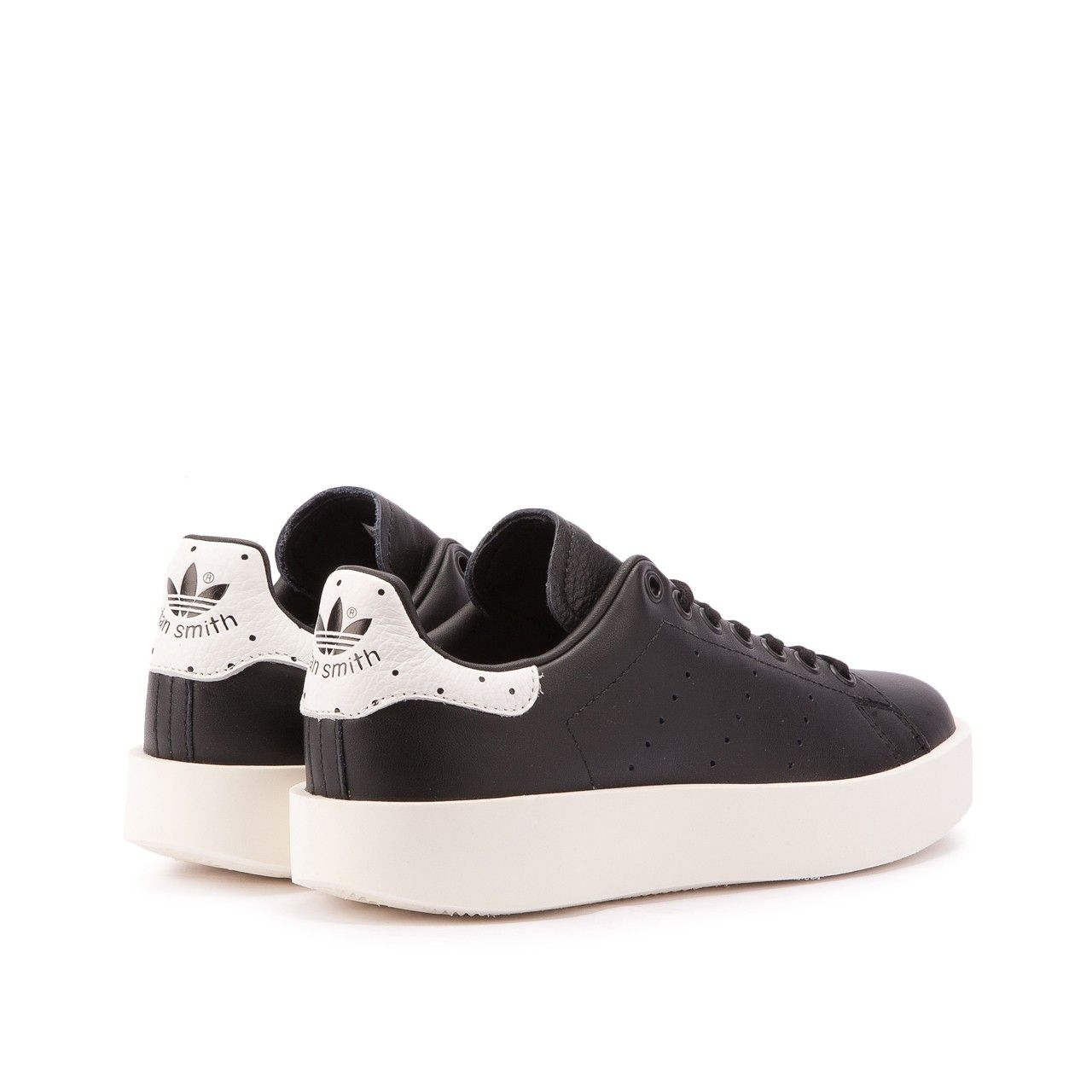 stan smith bold black