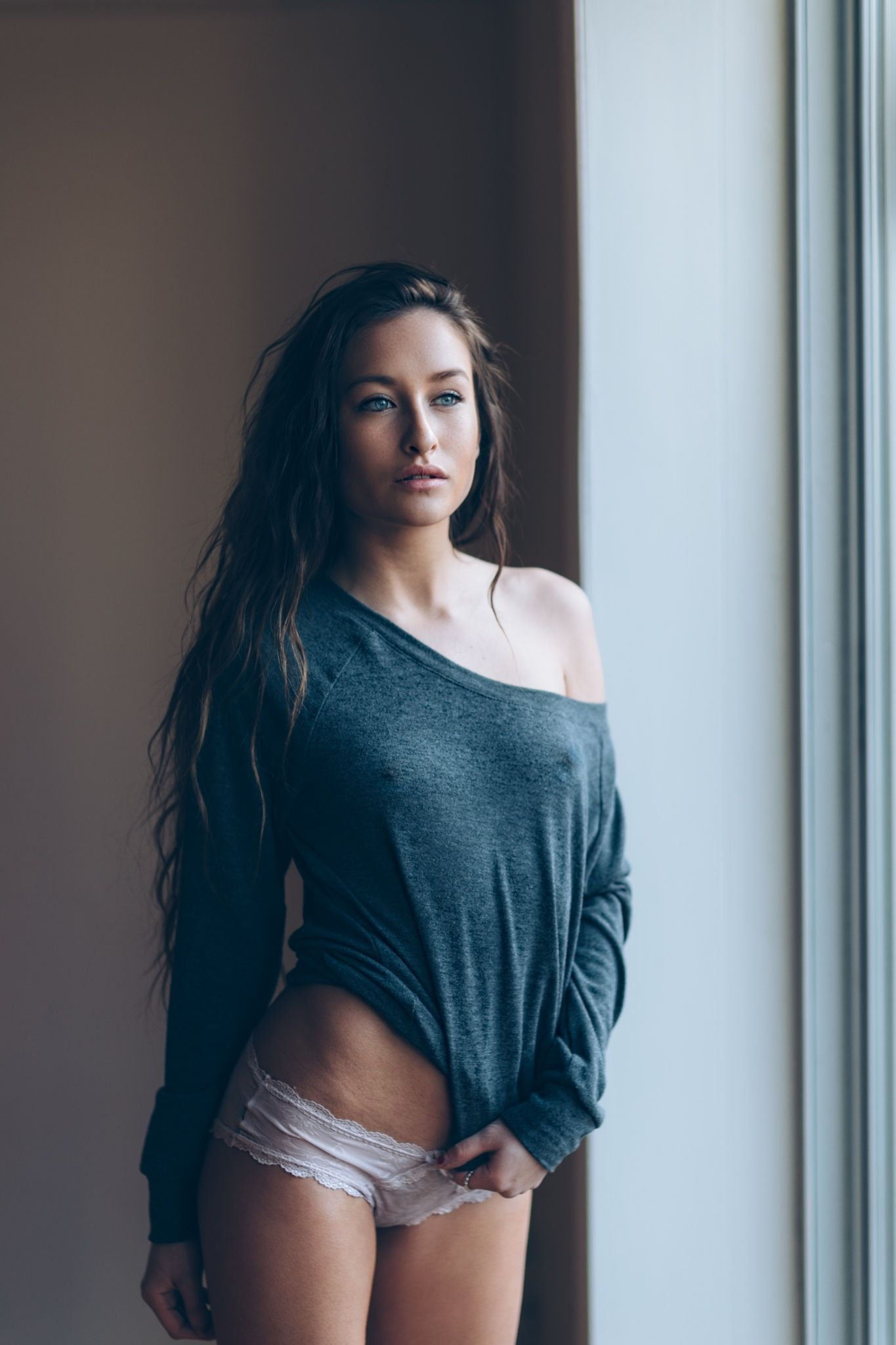 T shirt and panties by ramon jamar on 500px portrait for T shirt and panties