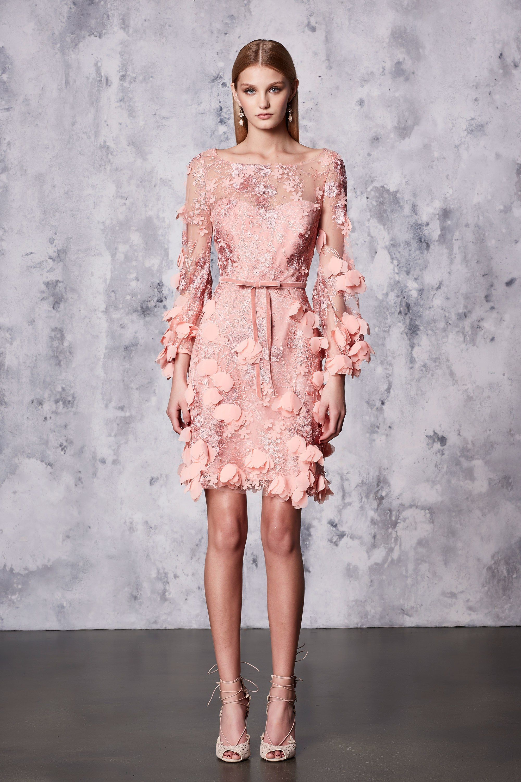 MarchesaFashion Marchesa Notte Resort 2018 #MarchesaNotte #resort ...