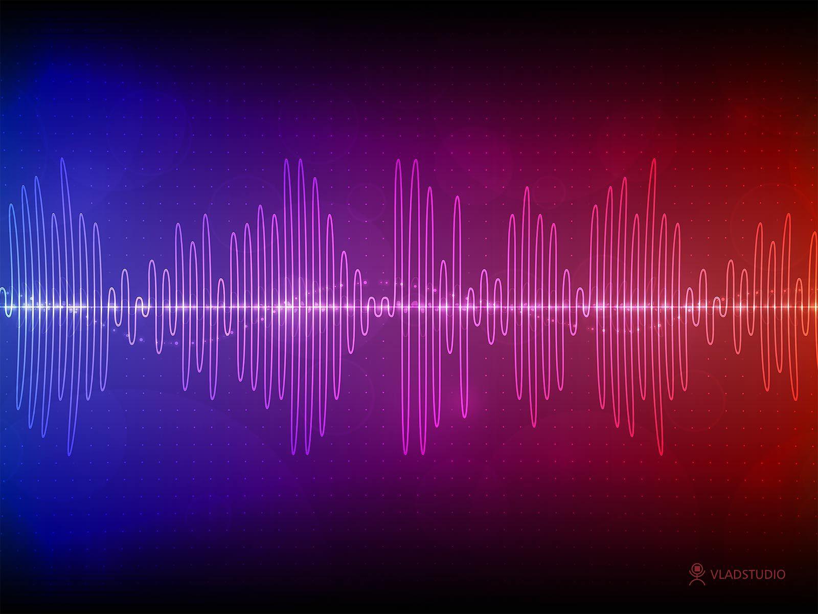 Sound Wave Sound Waves Waves Wallpaper Desktop Pictures
