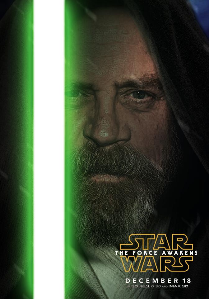 Luke Skywalker Star Wars The Force Awakens Star Wars Luke Skywalker Star Wars Luke Star Wars Episode Vii