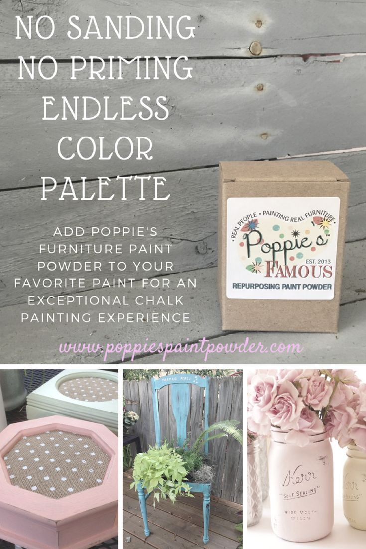 I have a question and hope you can answer me, please. Everywhere I have looked for inspiration and advice they say that with chalk paint you don't have to prepare (sanding etc.) the piece you are going to work on. Is that really true?