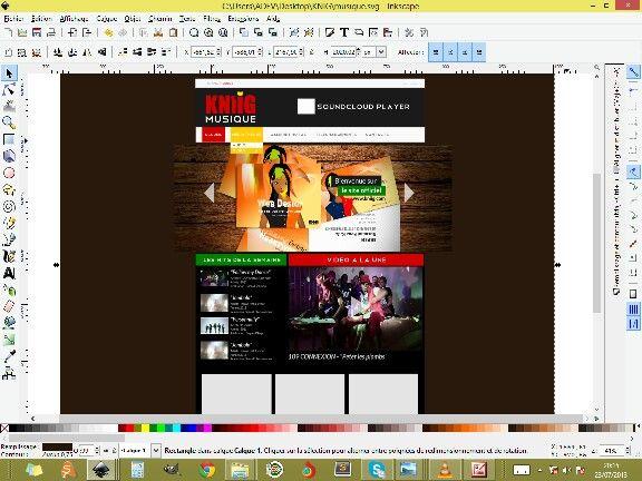 Inkscape For Web Design Here I Was Working On A Tempmate For Zoom Web Studio Graphic Design Logo Web Design Logo Design