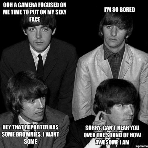 Pin On Funny Beatles