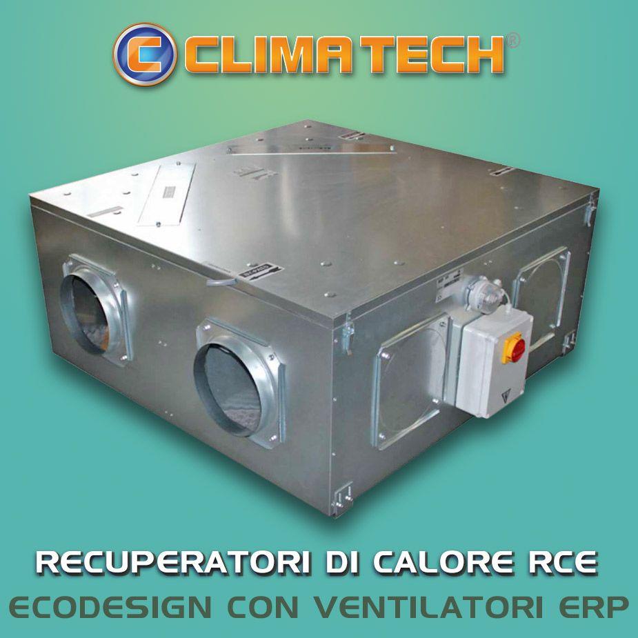Diffusori Lineari Aria Condizionata recuperatori di calore rce ad altissima efficienza per