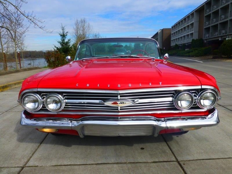 1960 Chevy Impala 4 Door Hardtop 1960 Chevrolet Impala 1960 Chevys Pinterest