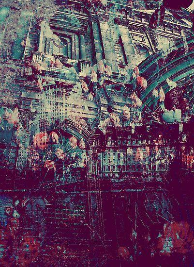 London by Delaram Rosami