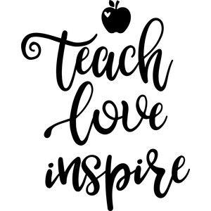 Download Sketched flower square   Teacher signs, Teacher quotes ...