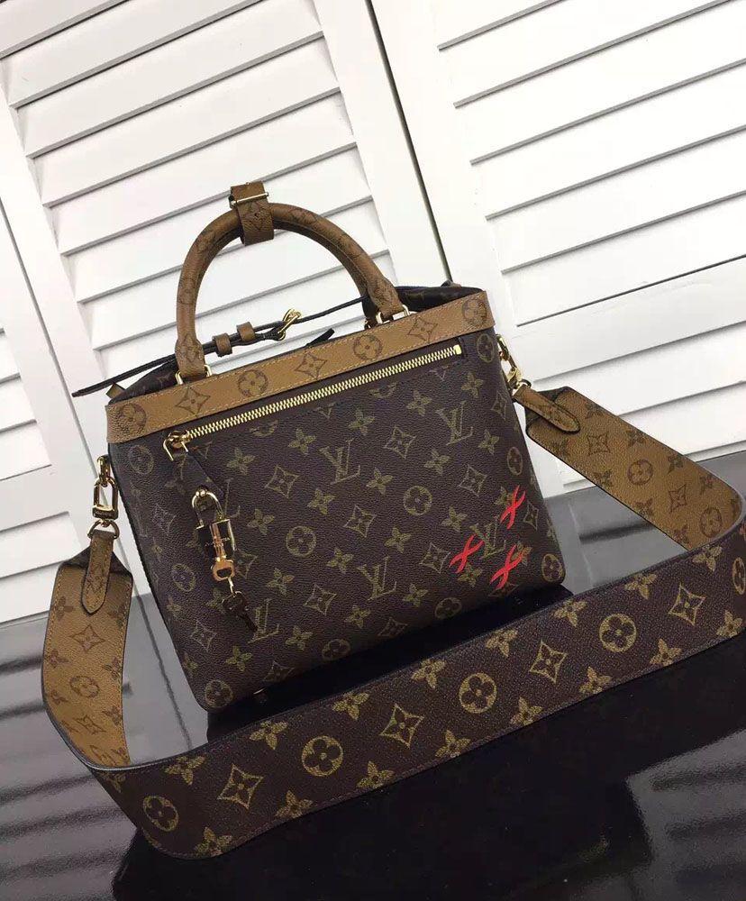 867ba4d60ee8 Louis Vuitton City Cruiser PM Bag M42410 Brown. Vuitton Bag