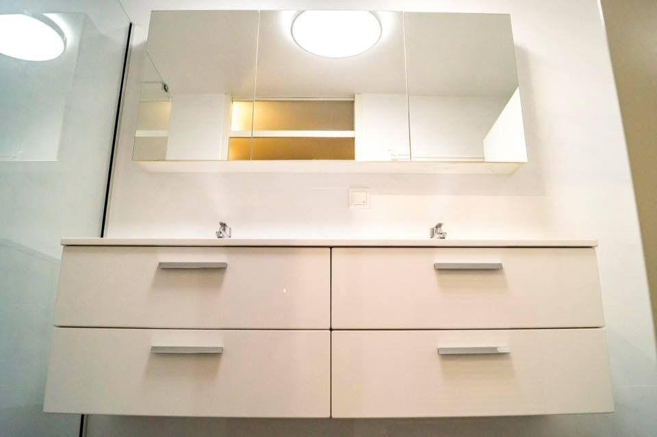 Design Badkamer Rotterdam : Project in rotterdam badkamer meubelen van antonio citterio art
