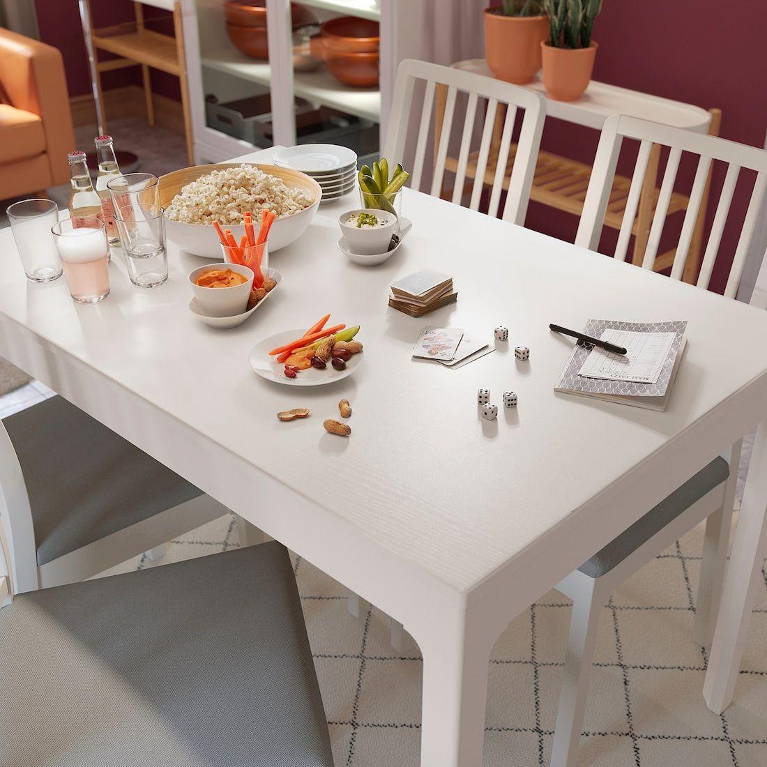 Ekedalen Tavolo Allungabile Bianco Leggi I Dettagli Del Prodotto Clicca Qui Ikea It Tavolo Allungabile Ristrutturazione Cucina Tavolo