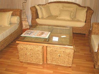 Fabrication De Meubles En Rotin Bambou Feuille De Bananier Jacinthe D Eau Home Decor Home Decor