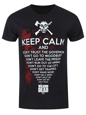 The Walking Dead Official Merchandise UK Shop: T-Shirts, Posters and Gifts - Buy Online at Grindstore.com