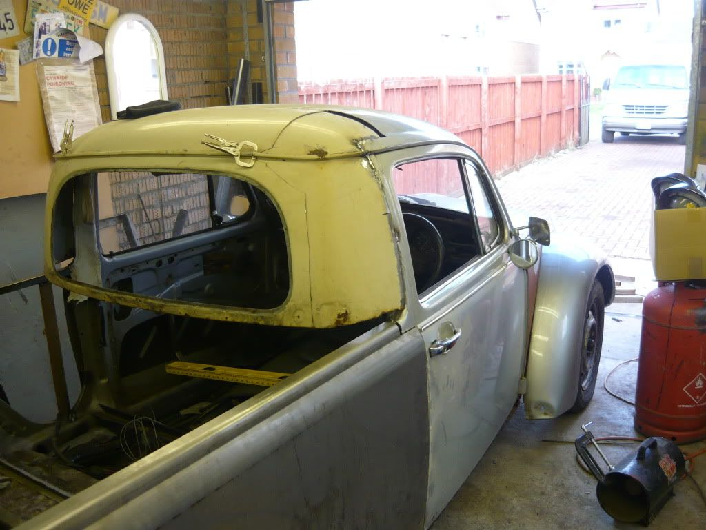 For Sale Unfinished Beetle Pickup project - VW Forum - VZi, Europe\'s ...