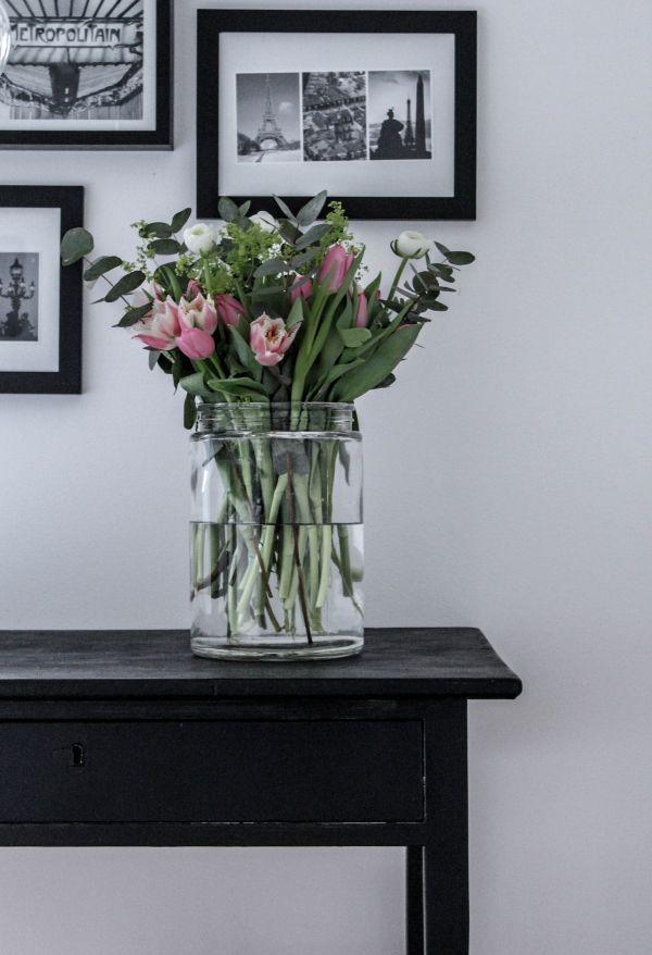 Fresh ARRANGEMENT Style - Simple Elegant bloom baby Modern