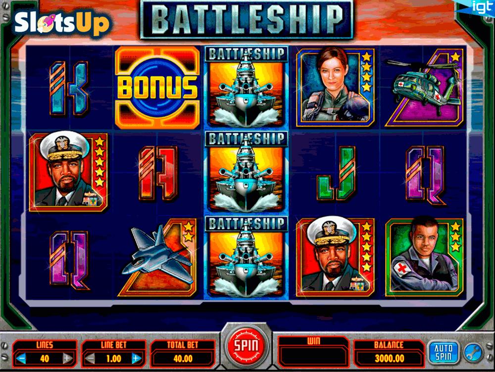 Battleship Slot by IGT Play FREE at SlotsUp! Online