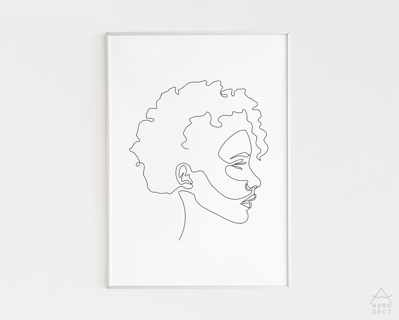 fyblackwomenart | African american art, Drawings, Black