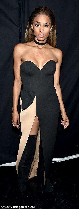 Ciara Wardrobe December 2017