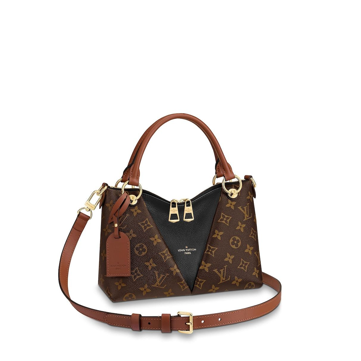 562969645e View 1 - V Tote BB Monogram Canvas in Women s Handbags Top Handles  collections by Louis Vuitton