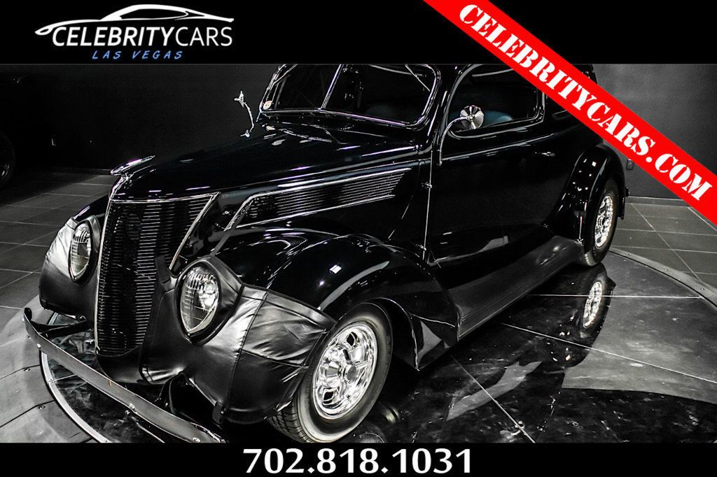 Awesome Amazing 1937 Ford Tudor Slant Back All Steel 1937 All steel ...