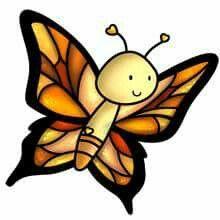 Dibujos animados animales Erizo Abeja Rana Sujetapapeles De Madera de Mariposa marcador estacionario