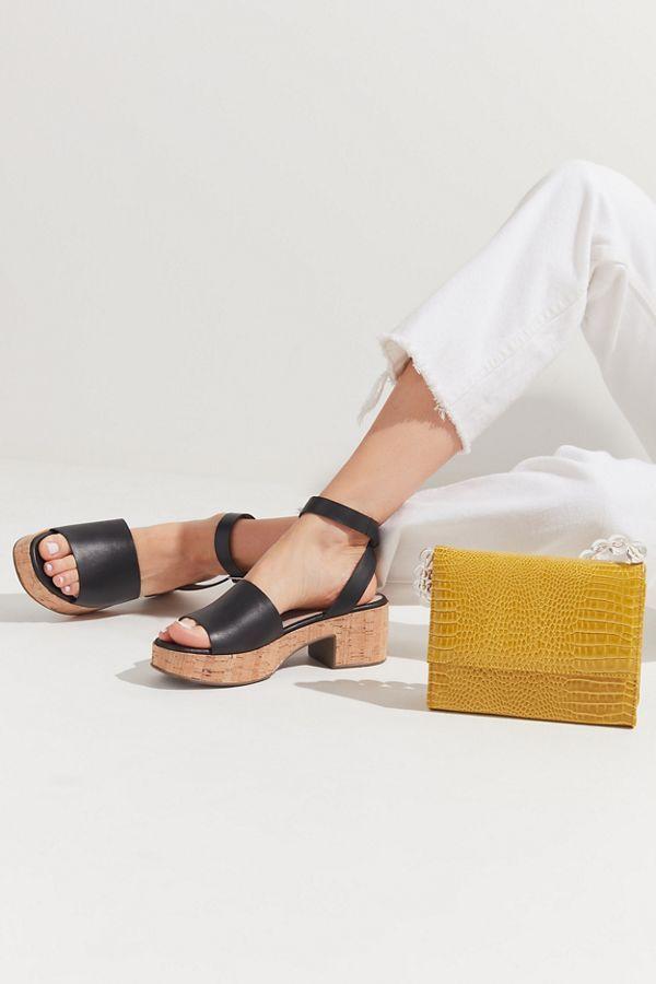 Lacoste shoes women, Platform sandals