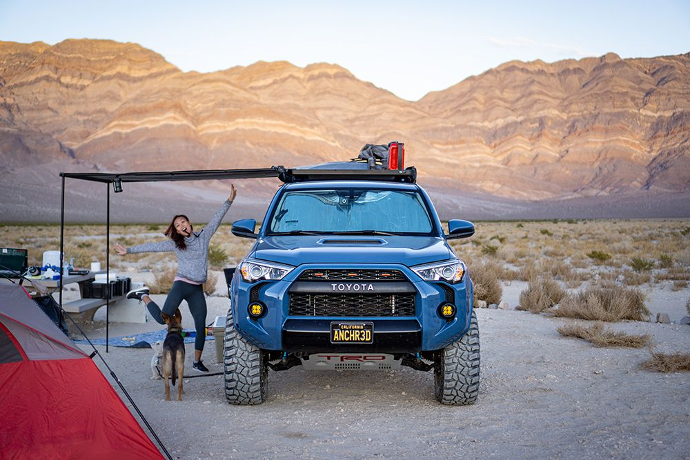 Toyota 4Runner Offroad Build The First Aid for Escaping