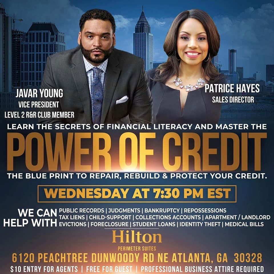 Who is in the Atlanta area? Please join us tomorrow night