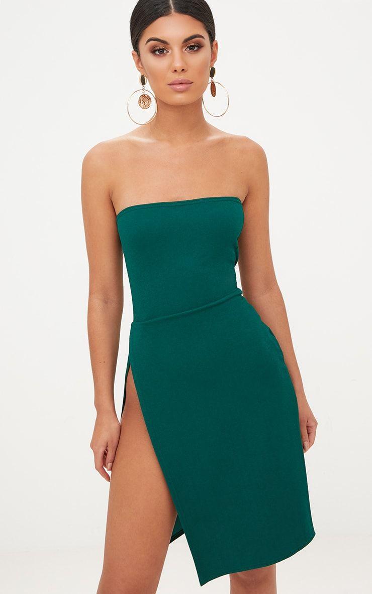 Pin by manita farmm on Oilve | Pinterest | Midi dresses and Emeralds
