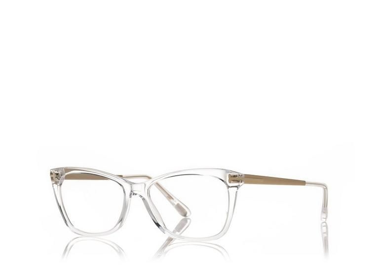 7f041d920a13 Tom Ford SLIGHT ROUNDED SQUARE OPTICAL FRAME - Optical