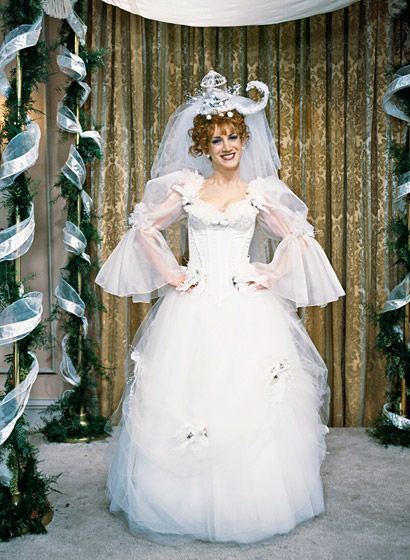 Celebrity Wedding Dresses Tv Movies
