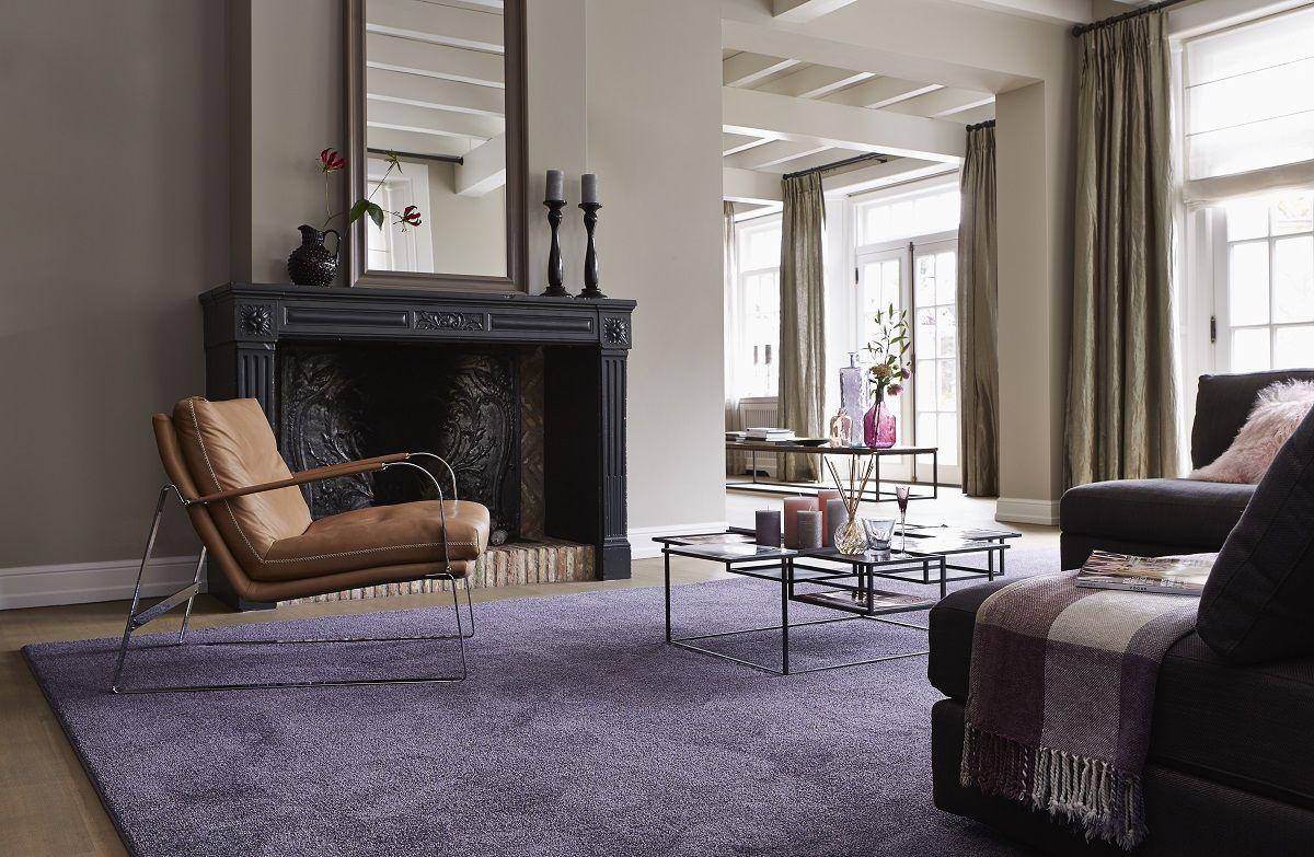 Het modern, klassieke #interieur krijgt een warme uitstraling met ...