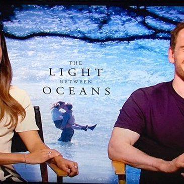 #TheLightBetweenOceans