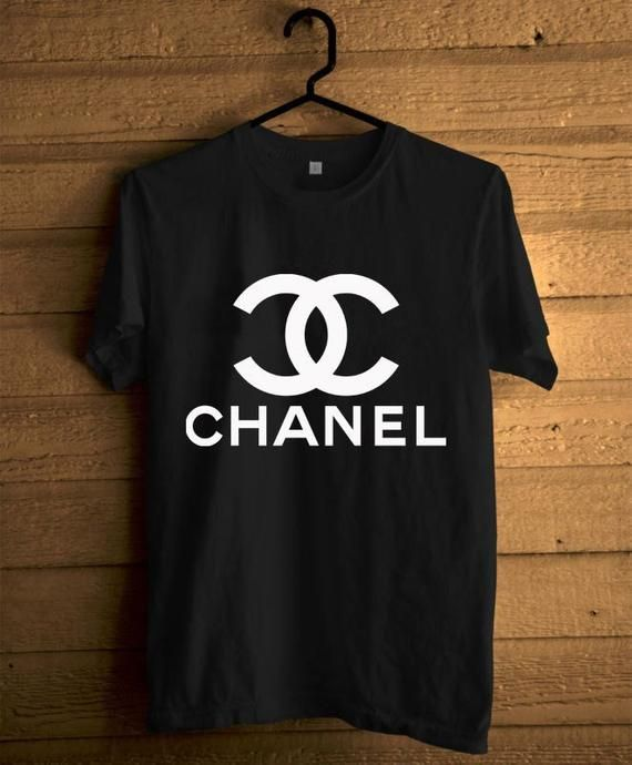954f67177 Chanel Tshirt Women And Men, Chanel T-Shirt, Chanel Shirt, Chanel T ...
