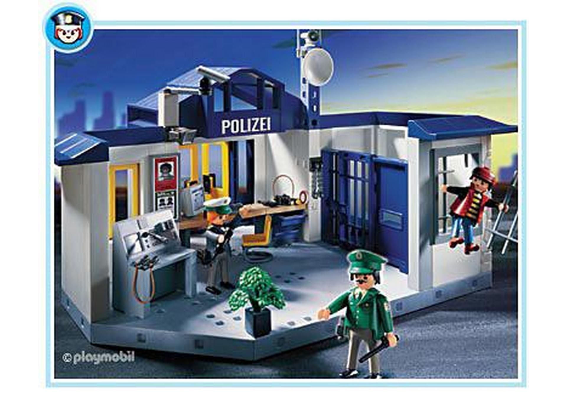 Playmobil polizeistation anleitung