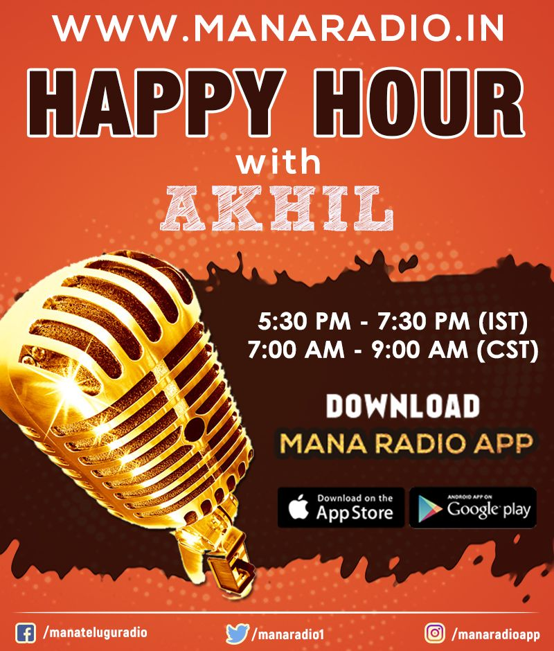 Get ready to Listen to the Mana Radio Happy Hour Show with