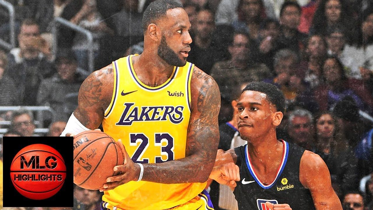 Los Angeles Lakers Vs La Clippers Full Game Highlights March 4 2018 1 Lakers Vs Los Angeles Lakers La Clippers