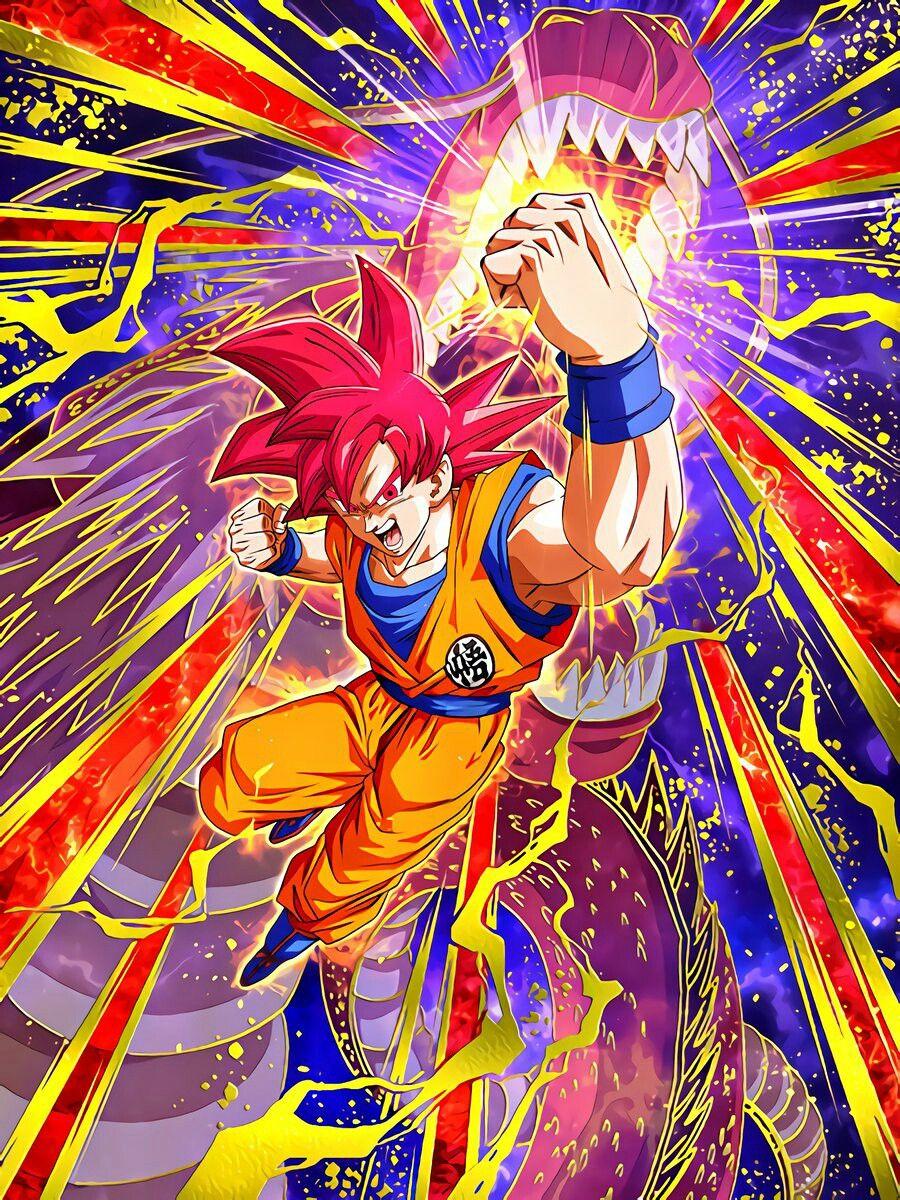 fb8626339add315351c3baeb79792fbf - How To Get Super Saiyan God Goku In Dokkan Battle