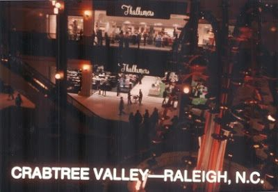 Crabtree Valley Mall Raleigh Crabtree Valley