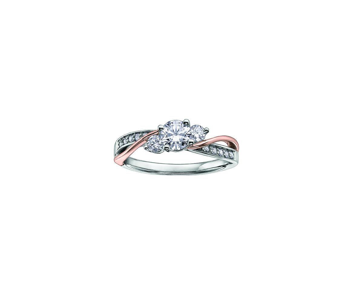 Image of ring wedding rings pinterest canadian diamonds