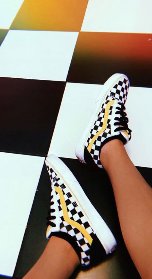 ac17be6b3d4 Love these custom vans  Check out this list of 22 super cute vans for  inspiration