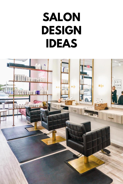 Hair Salon Decor Ideas in 18  Salon interior design, Interior