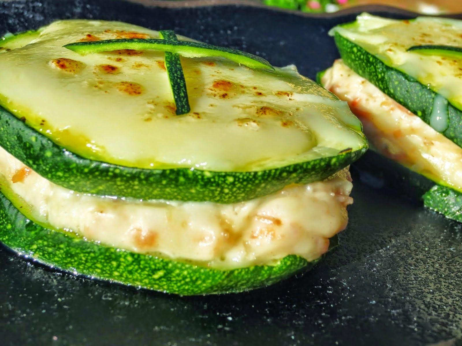 Sandwich de calabac n ana sevilla cocina tradicional errezetak en 2019 calabac n comida y - Ana cocina facil ...